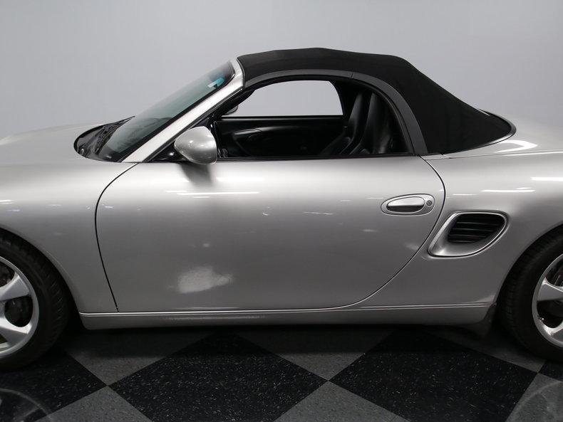 2002 Porsche Boxster #20