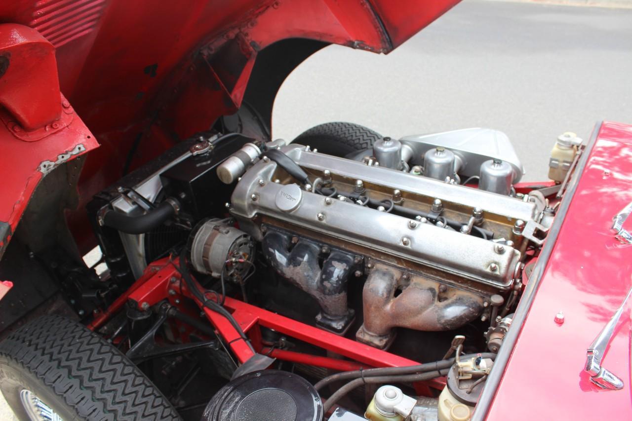 Jaguar E-Type #11