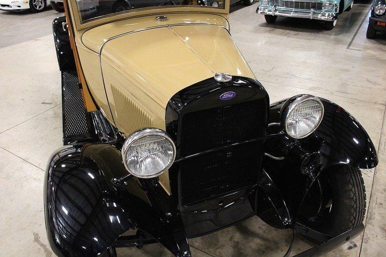 1931 Ford AA Huckster #8