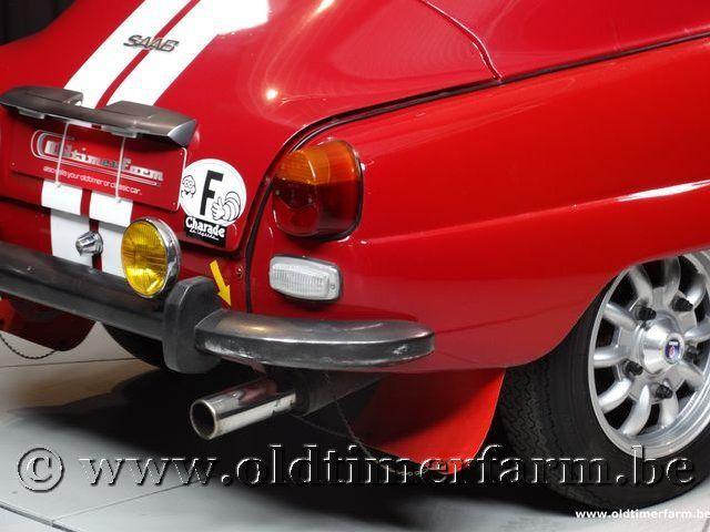 Saab 96 Monte Carlo Look '73 #92