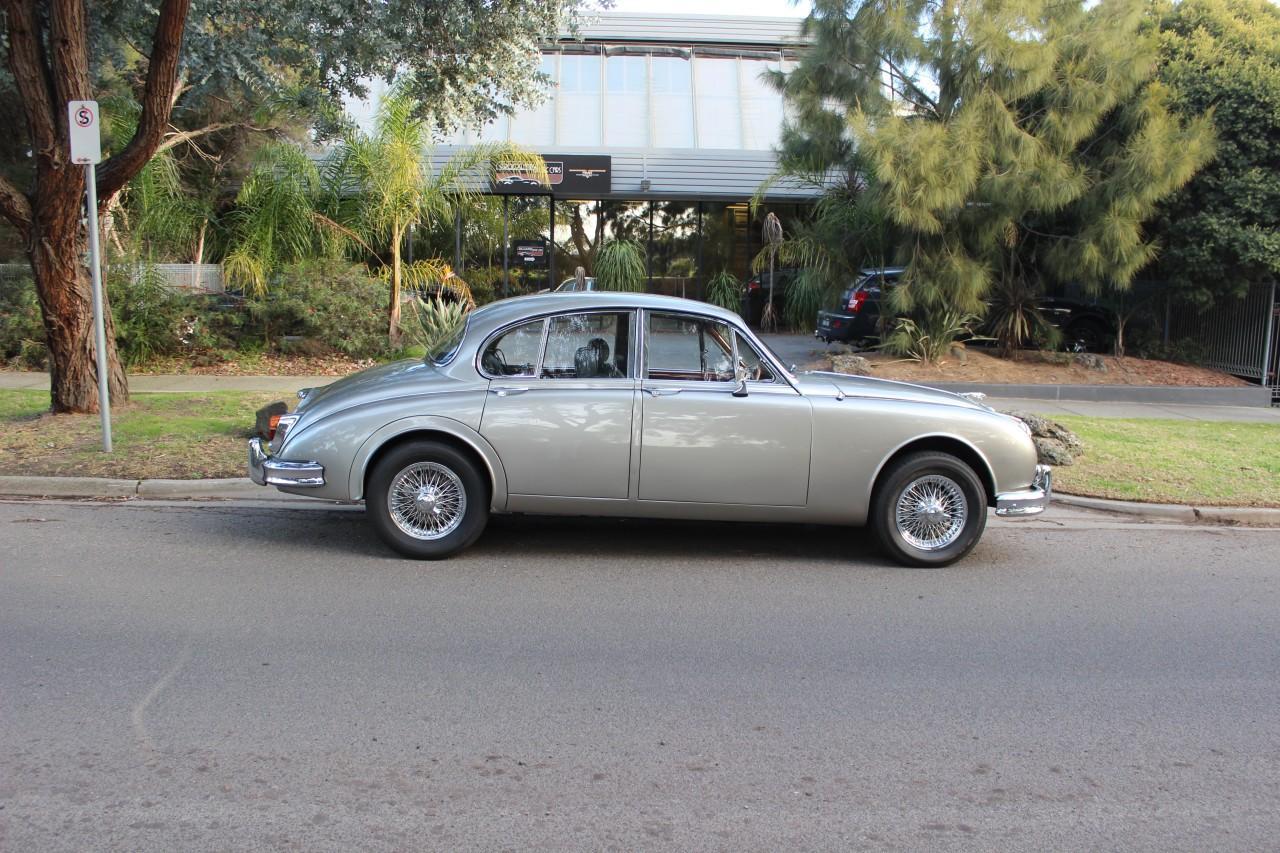Jaguar 3.8 MKII #6