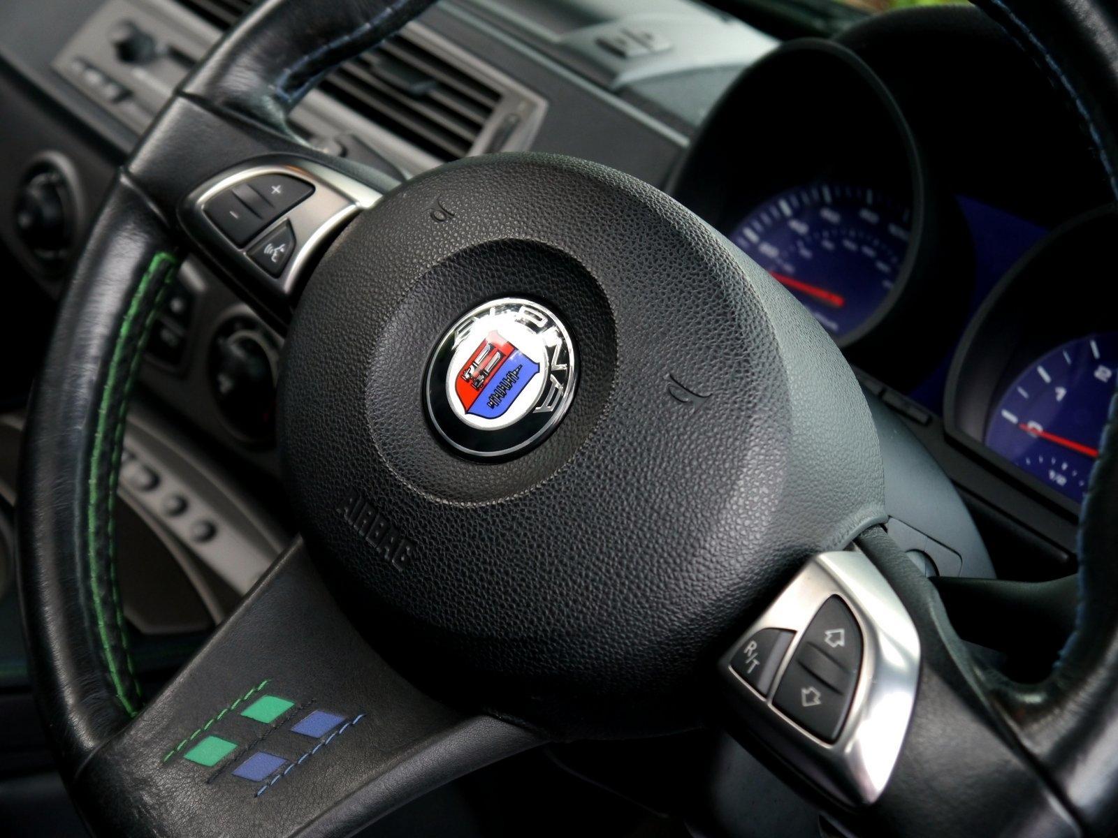 BMWALPINA ROADSTER 3.4 S LUX - RARE VEHICLE - BMW FSH #12