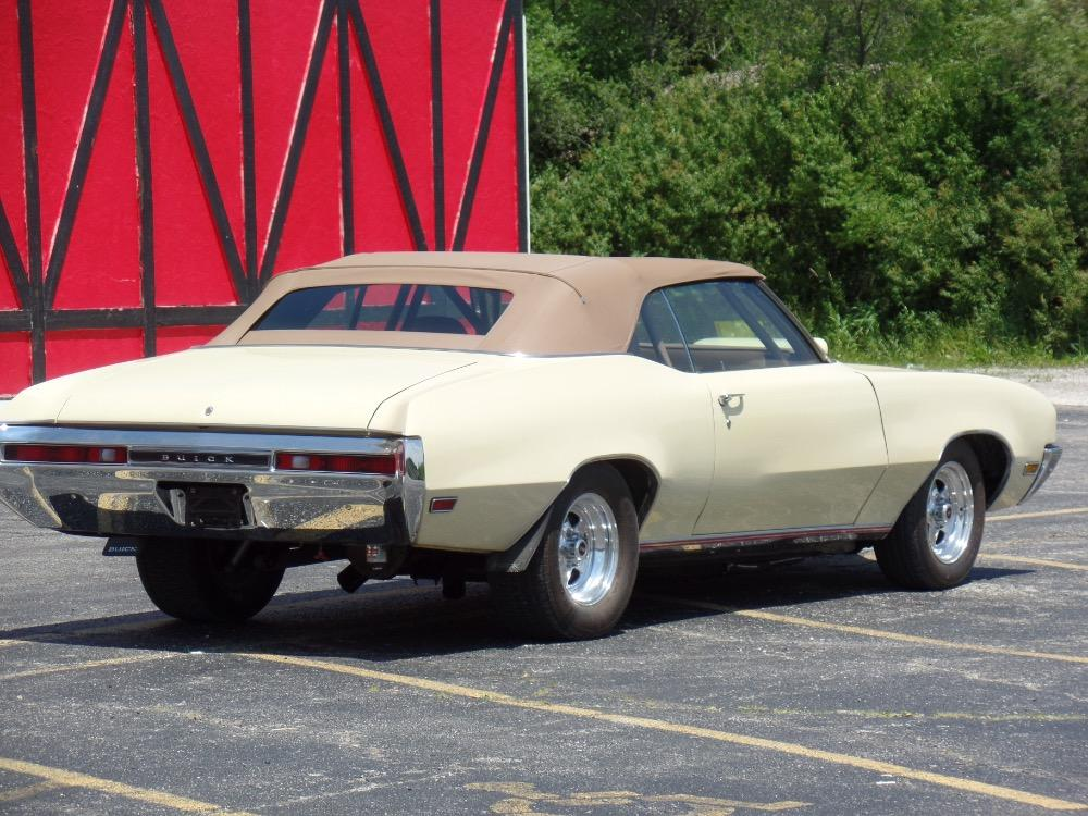1970 Buick GS 10 SECOND PROVEN MACHINE--SEE VIDEO Stock # 28455CVO for sale near Mundelein, IL | IL Buick Dealer #9