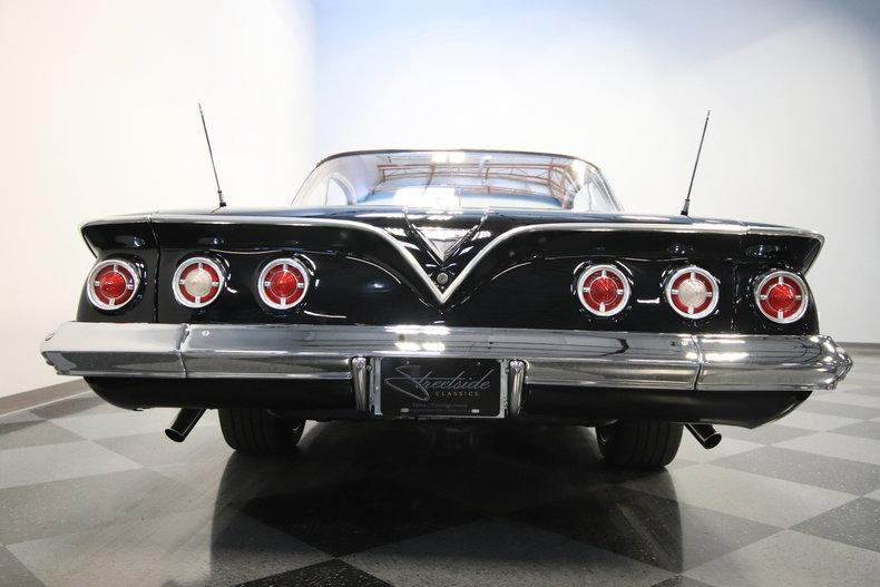 1961 Chevrolet Impala Bubbletop #15