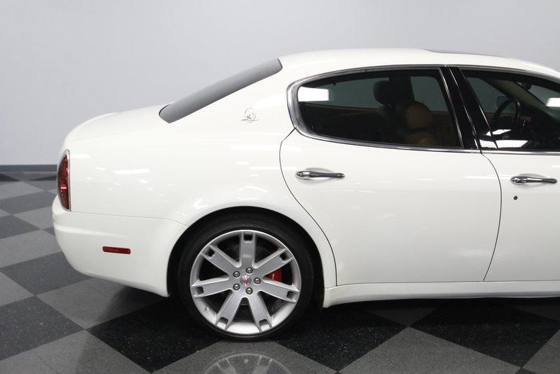 2007 Maserati Quattroporte Sport GT #22