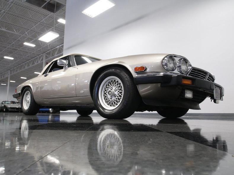 1988 Jaguar XJS V12 #24