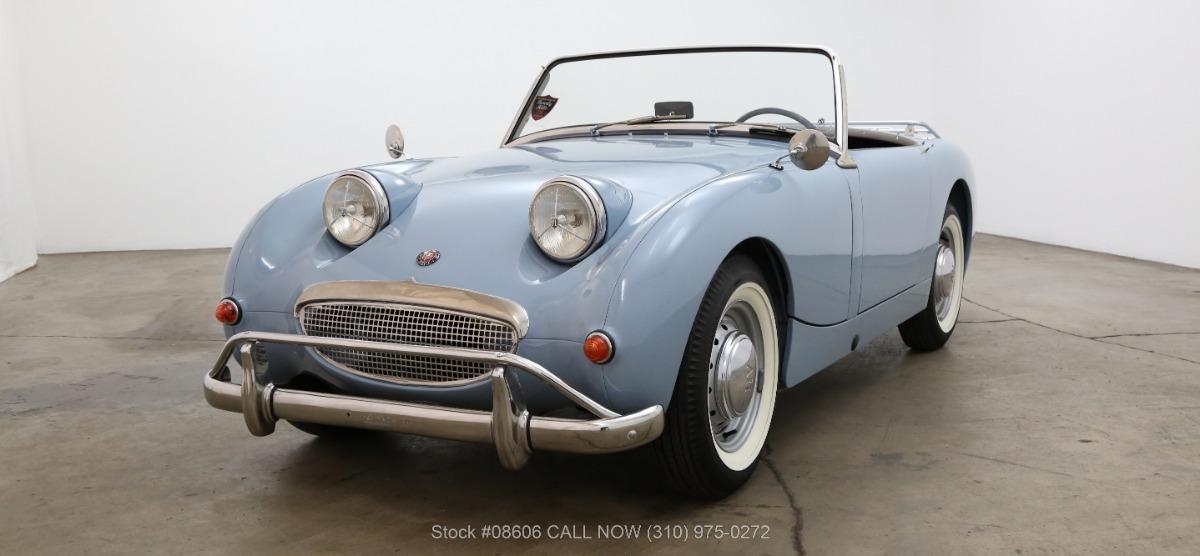 1961 Austin-Healey Bug Eye Sprite #14