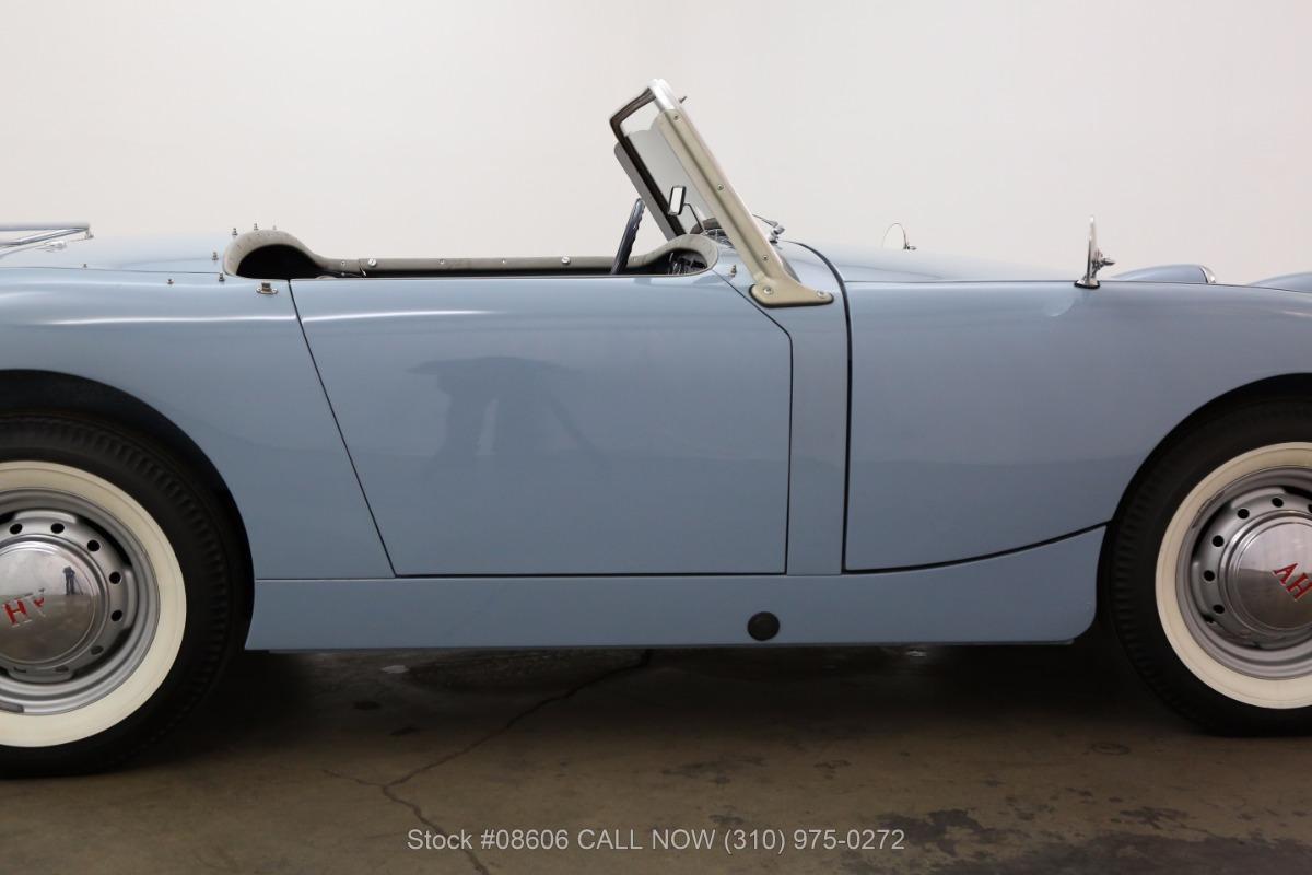 1961 Austin-Healey Bug Eye Sprite #18