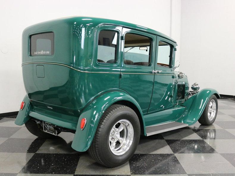 1929 Ford Model A #19