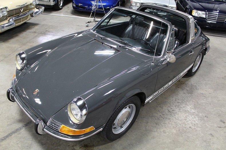 1969 Porsche 911 T #101