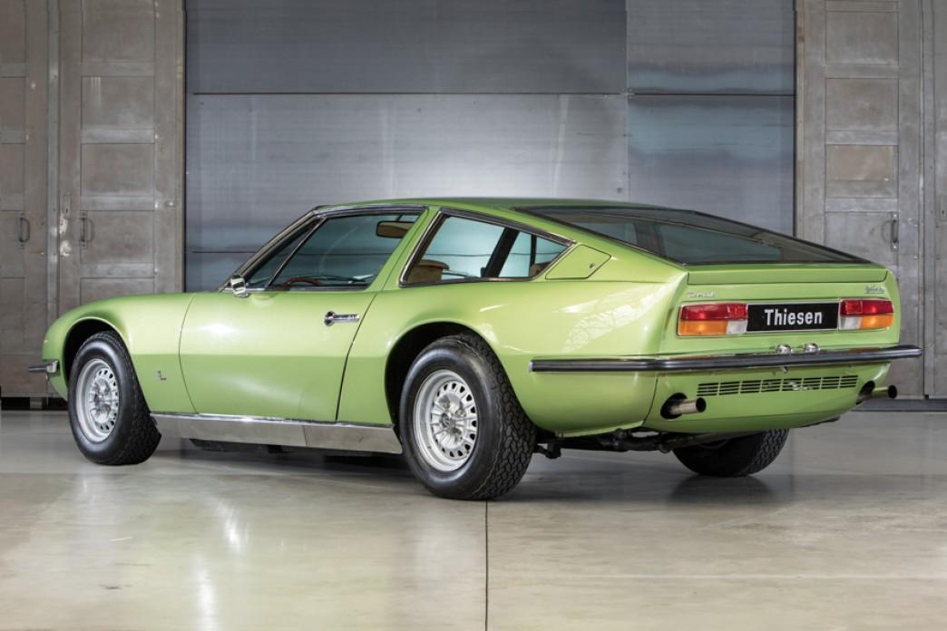 1970 Maserati Indy 4200 Coupe #7