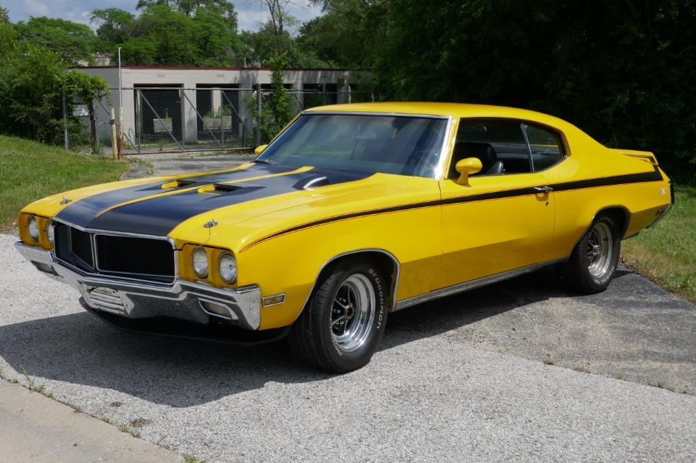 1970 Buick Skylark -GSX-TRIBUTE- 455 BIG BLOCK-BUCKETS/CENTER CONSOLE-SEE VIDEO Stock # 1970KFCV for sale near Mundelein, IL | IL Buick Dealer #3