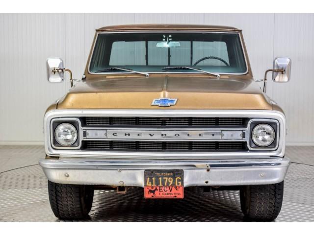 Chevrolet Pickup Custom Camper V8 #38