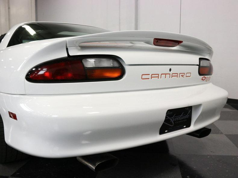 1997 Chevrolet Camaro SS 30th Anniversary SLP Edition #74