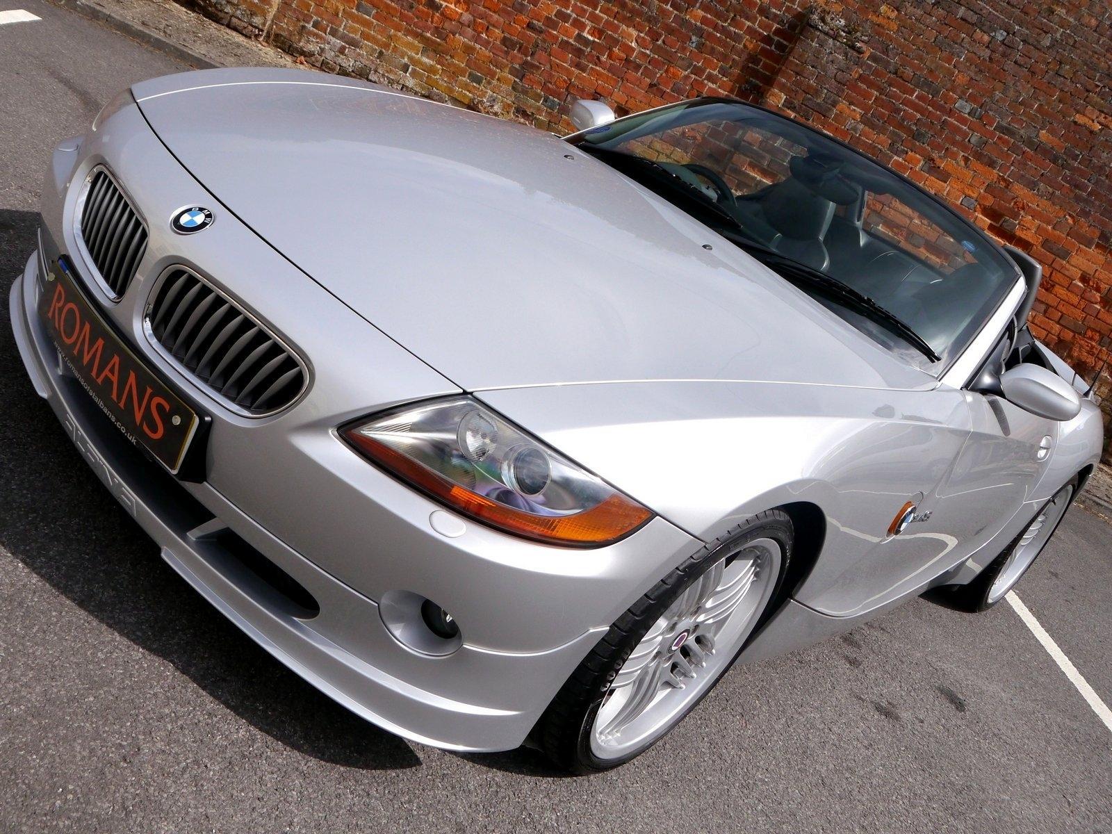 BMWALPINA ROADSTER 3.4 S LUX - RARE VEHICLE - BMW FSH #6