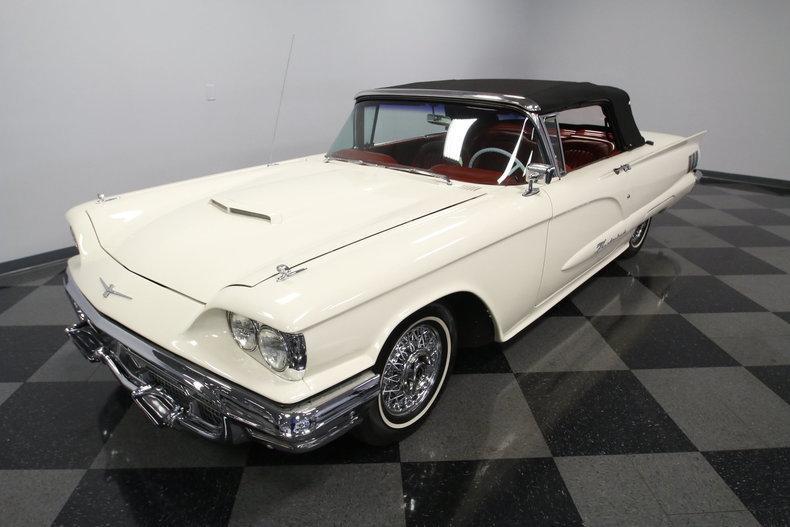1960 Ford Thunderbird J-Code #6