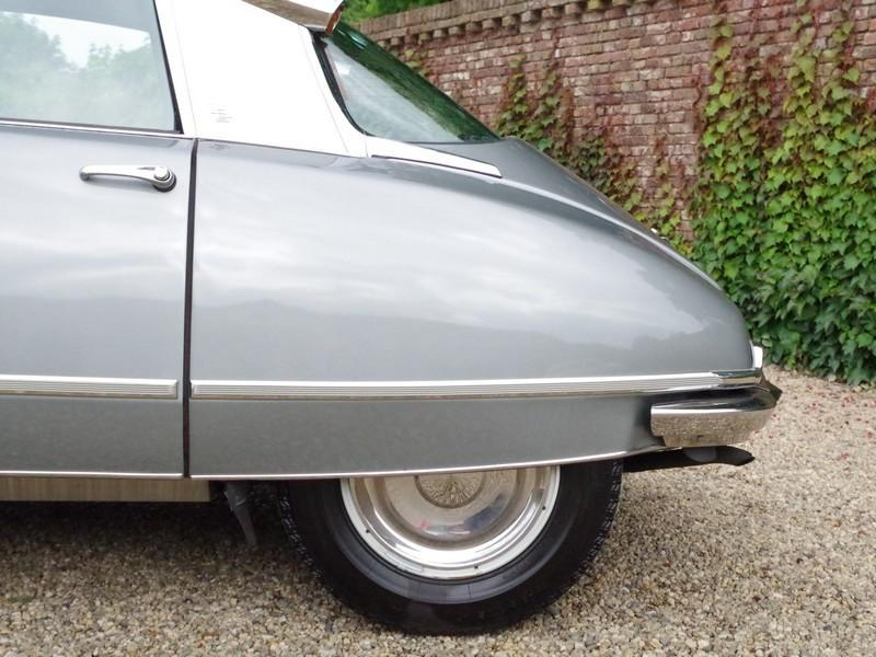 CITROËN DS21 PALLAS INJECTION WITH SUNROOF AND MANUAL GEARBOX! . (1970) #47