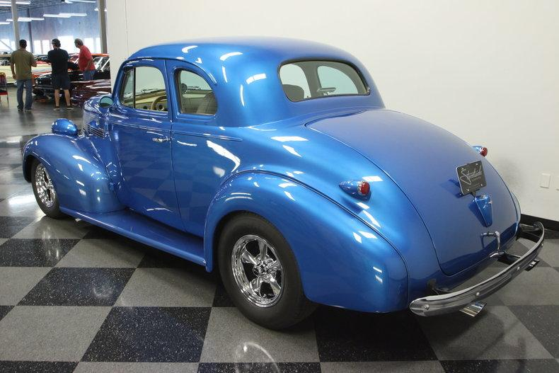 1939 Chevrolet Business Coupe #12