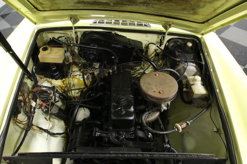 1976 MG MGB #2