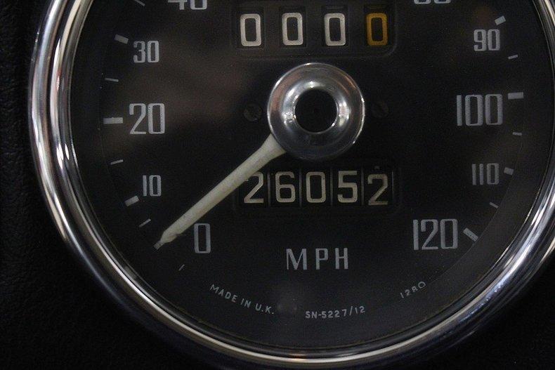 1970 MG MGB GT #20
