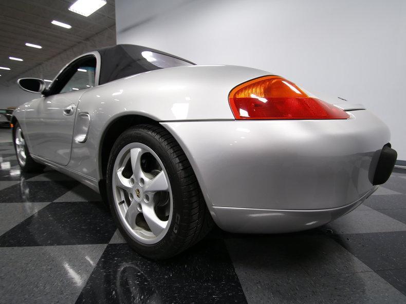 2002 Porsche Boxster #69