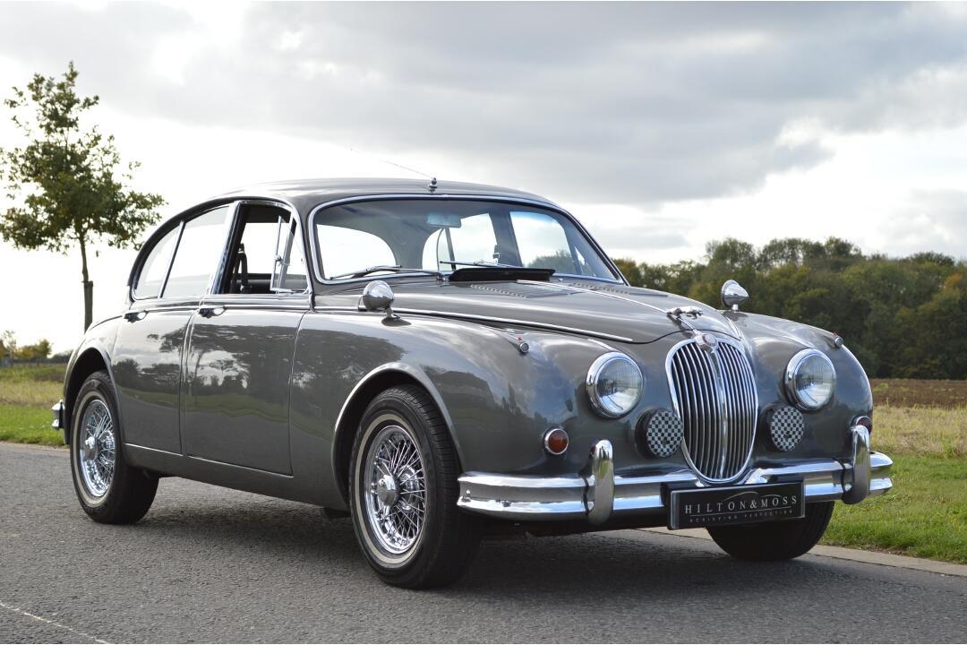 Jaguar Mk2 3.8 Genuine Coombs #0