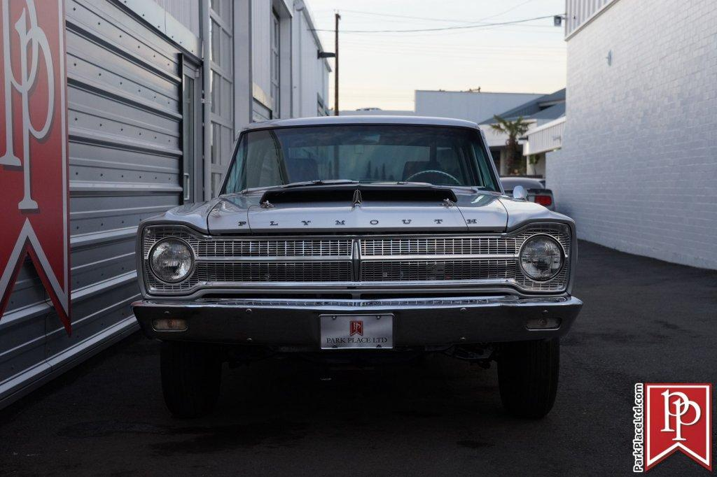 1965 Plymouth Belvedere #30