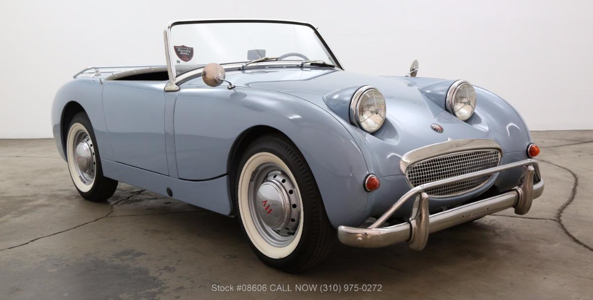 1961 Austin-Healey Bug Eye Sprite #0