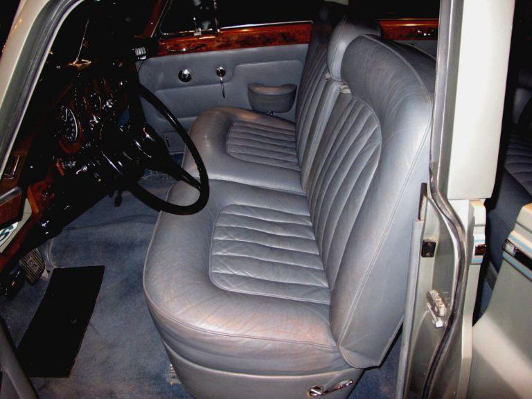1964 Rolls-Royce Silver Cloud III #LSFU155 – 4,689 Miles From New #3