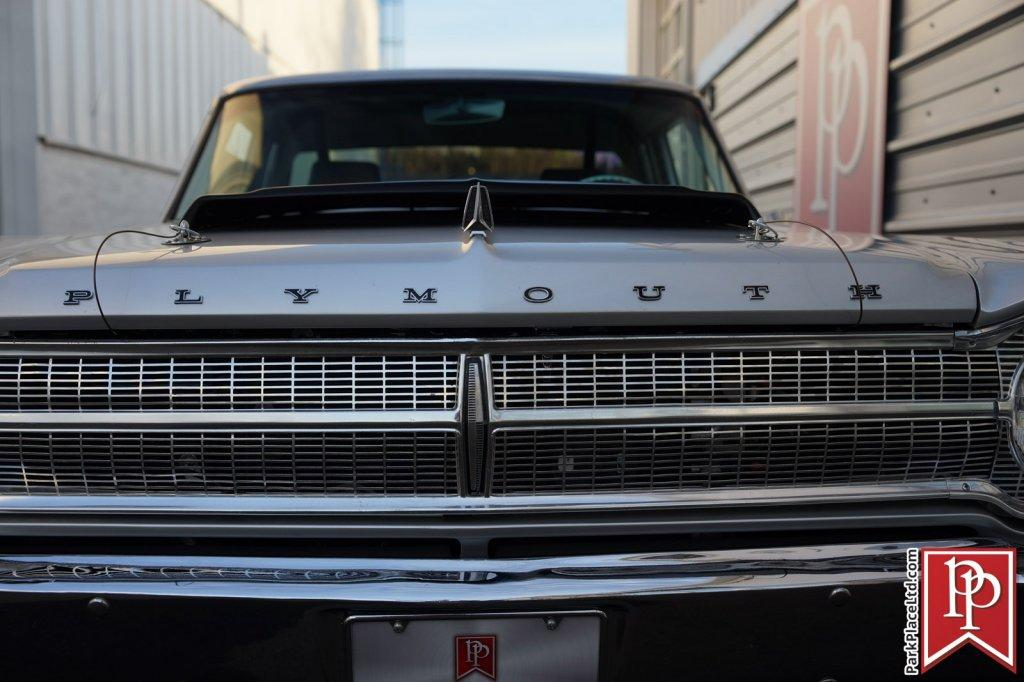 1965 Plymouth Belvedere #20