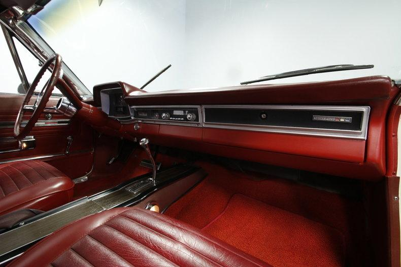 1966 Plymouth Sport Fury Convertible #47