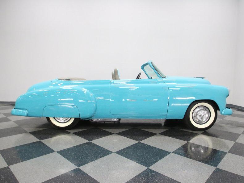 1949 Chevrolet Sedan Roadster #22
