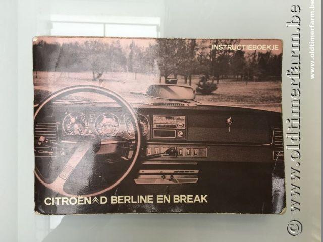 Citroën DS23 Injection Pallas Découvrable '73 #172