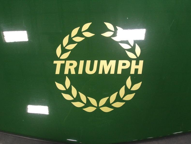 1980 Triumph TR7 #67