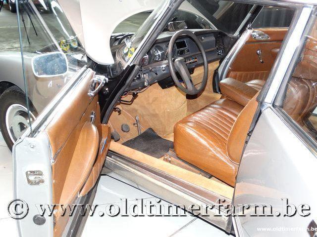 Citroën DS23 Injection Pallas Découvrable '73 #144
