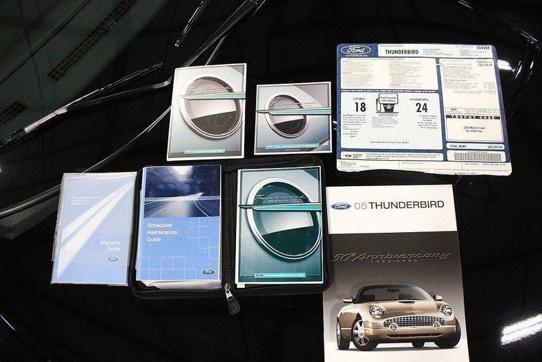 2005 Ford Thunderbird #23
