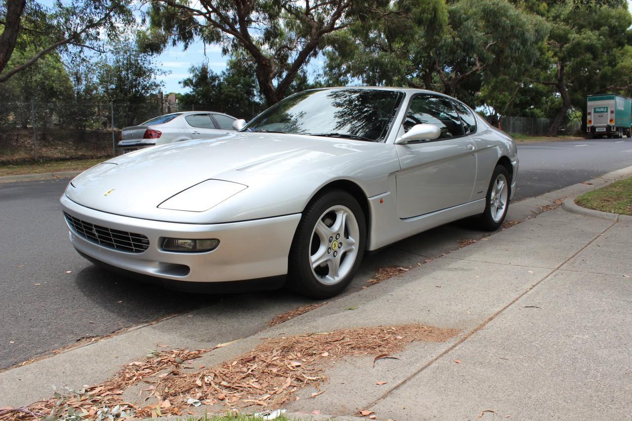 Ferrari 456 GTA #7