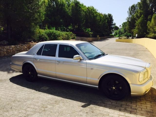 2003(MDL) Bentley Arnage T. #3