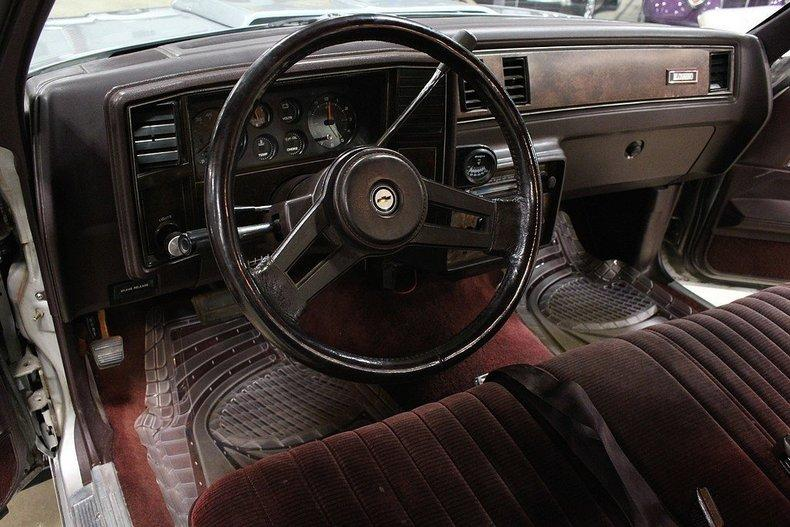 1985 Chevrolet El Camino #17