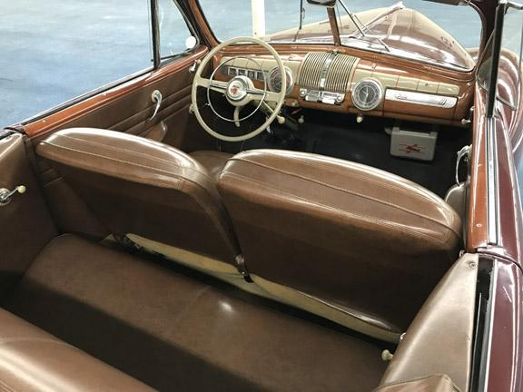 1946 FORD SUPER DELUXE 8 CONVERTIBLE #4