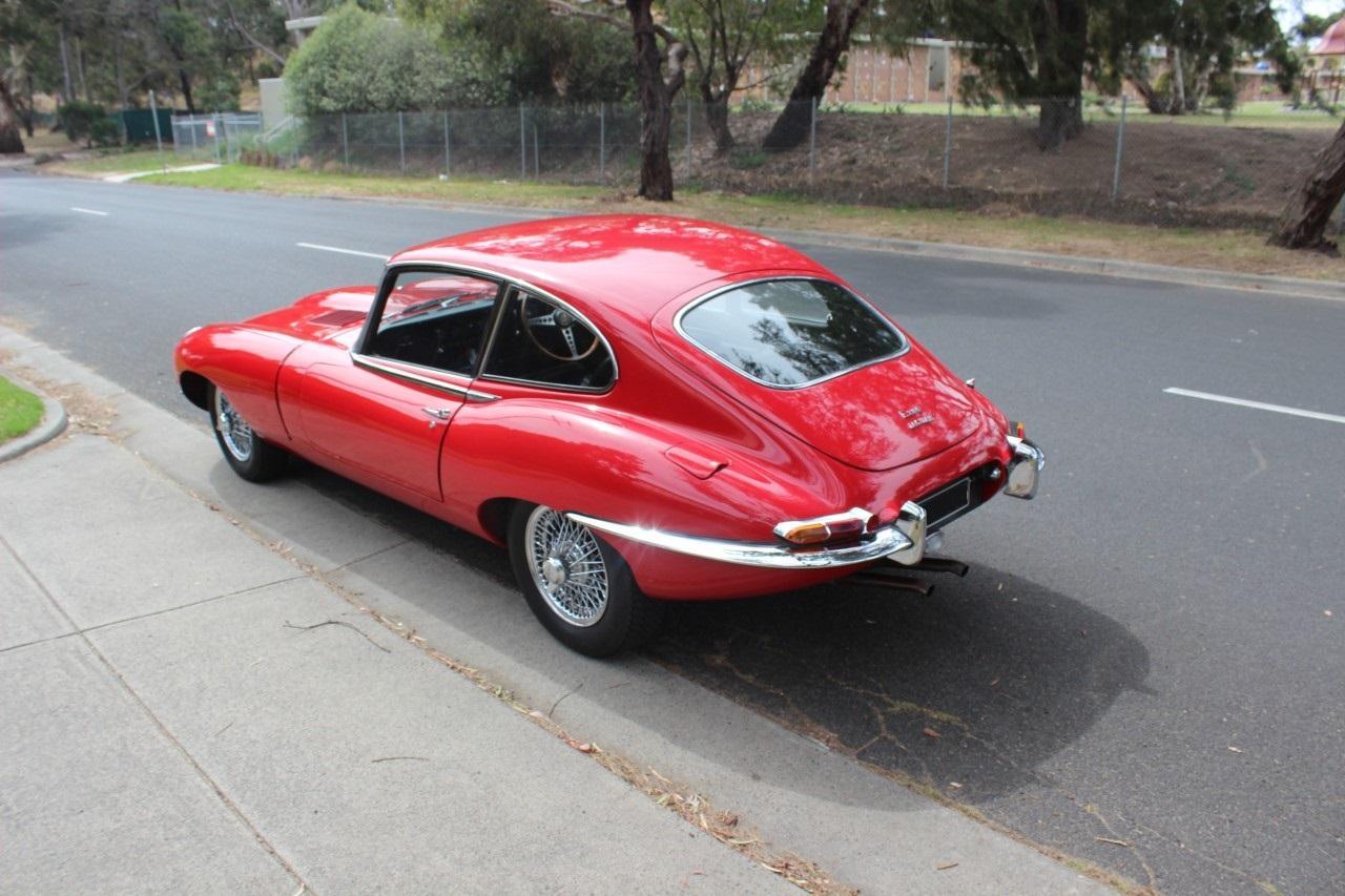 Jaguar E-Type #5