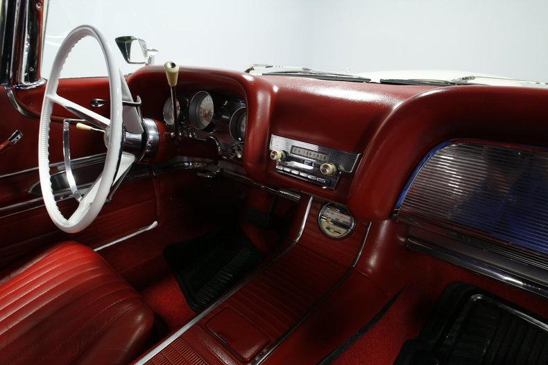 1960 Ford Thunderbird J-Code #48