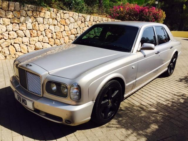2003(MDL) Bentley Arnage T. #2