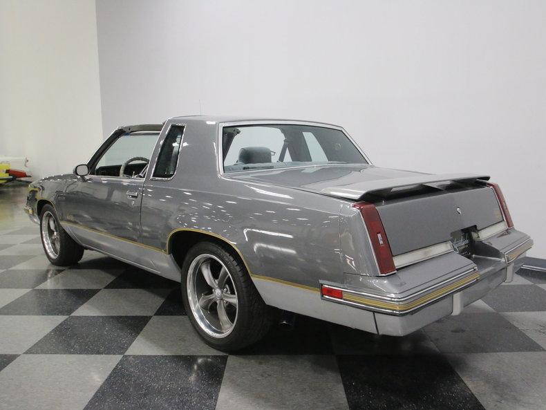 1985 Oldsmobile 442 #16