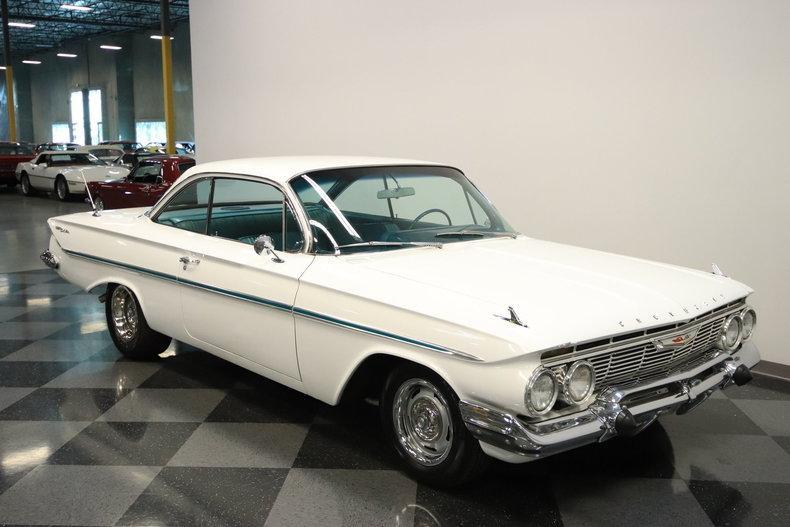 1961 Chevrolet Bel Air Bubble Top #24