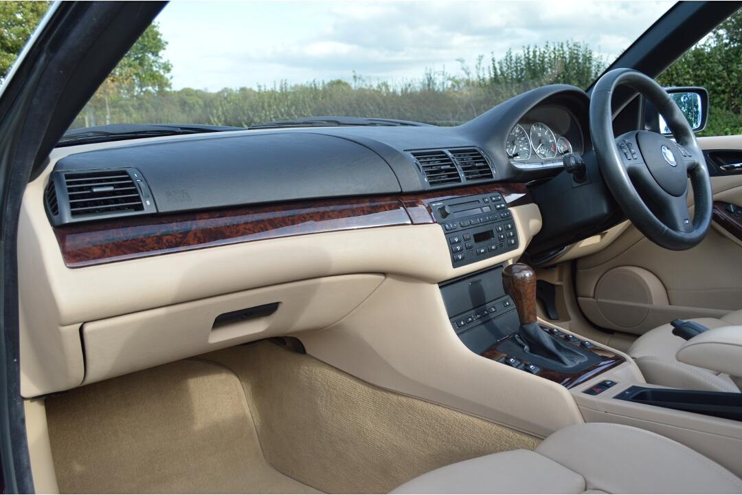 BMW E46 330ci Cabriolet #15