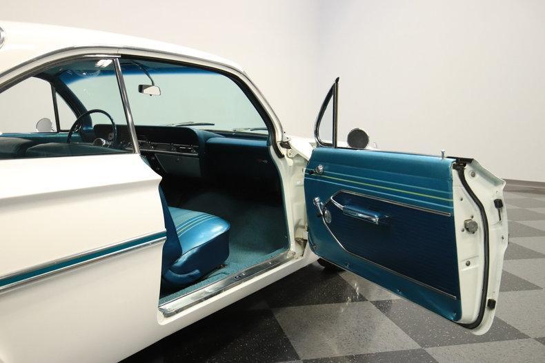 1961 Chevrolet Bel Air Bubble Top #50