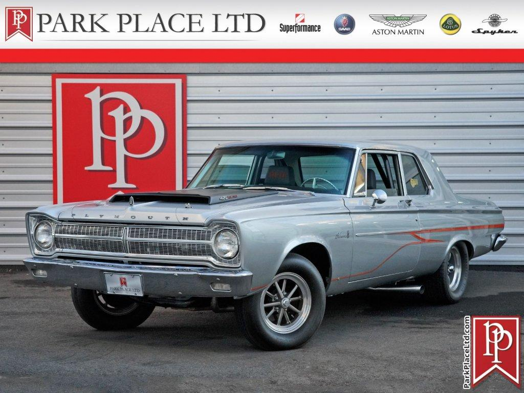 1965 Plymouth Belvedere #0
