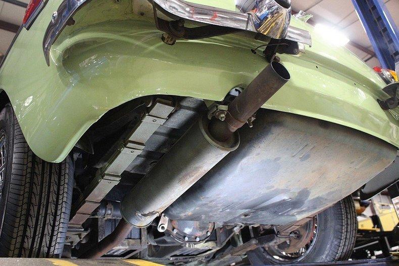 1970 MG MGB GT #80