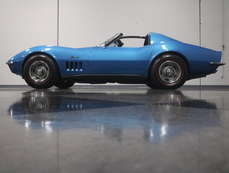 1969 Chevrolet Corvette #15